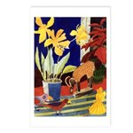 Wilted Tulips Postcards (Package of 8)