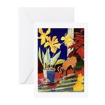 Wilted Tulips Greeting Cards (Pk of 10)