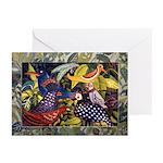 Happy Birds Greeting Cards (Pk of 10)