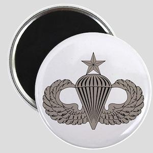 Sr. Parachutist Magnet