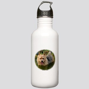 Norwich Terrier 9Y235D-087 Stainless Water Bottle