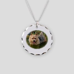 Norwich Terrier 9Y235D-087 Necklace Circle Charm