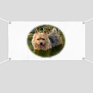 Norwich Terrier 9Y235D-087 Banner