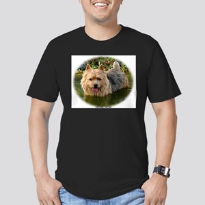 Norwich Terrier 9Y235D-087 Men's Fitted T-Shirt (d