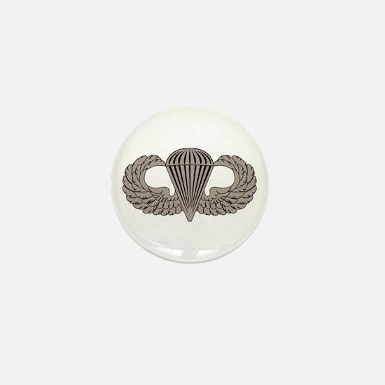 Parachutist Mini Button