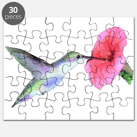 Humming Bird Puzzle