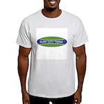 Surf City Twins Ash Grey T-Shirt