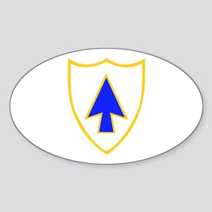 DUI - 1st Bn - 26th Infantry Regt Sticker (Oval)