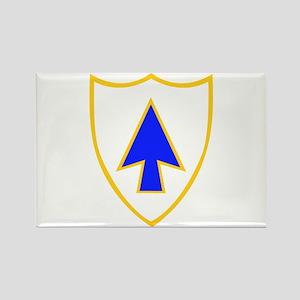 DUI - 1st Bn - 26th Infantry Regt Rectangle Magnet
