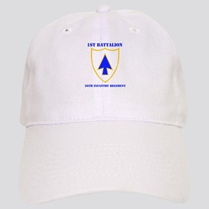 DUI - 1st Bn - 26th Infantry Regt with Text Cap