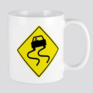 Slippery When Wet Mug