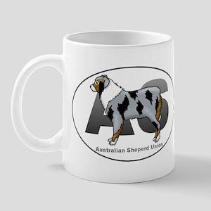 Australian Sheperd Union Mug