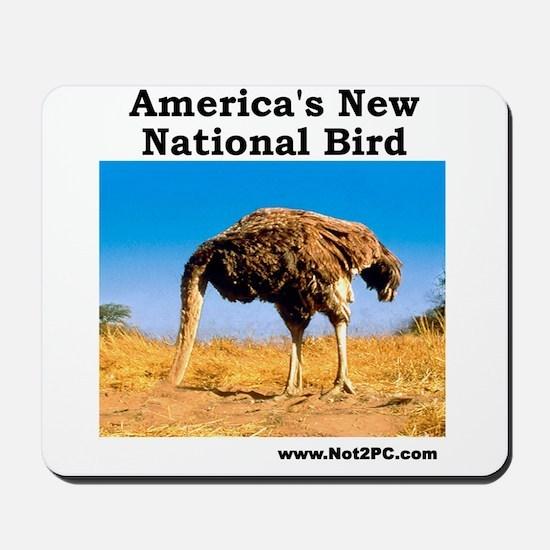 nationalbird Mousepad