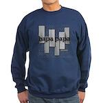 Hapa Papa In A Sweatshirt (dark)