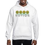 Hapa Nation 2 In A Hooded Sweatshirt