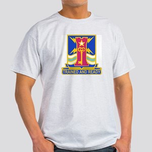 DUI - 4th BCT - Special Troops Bn Light T-Shirt