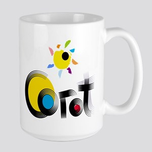 CoRoT 15 oz Ceramic Large Mug