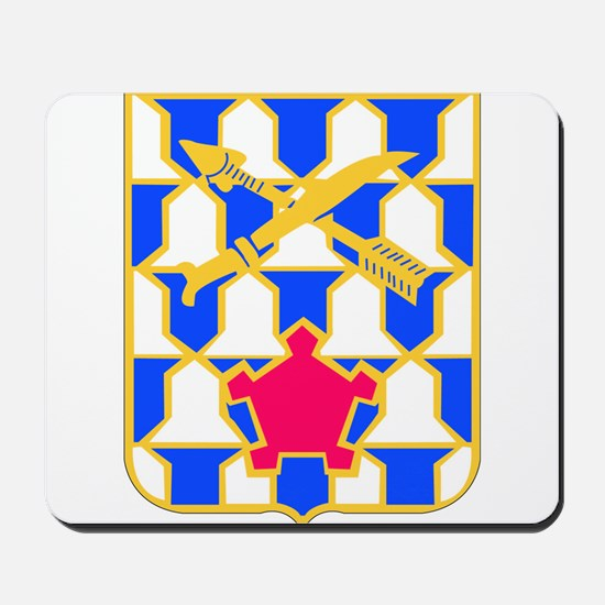 DUI - 2nd Bn - 16th Infantry Regt Mousepad
