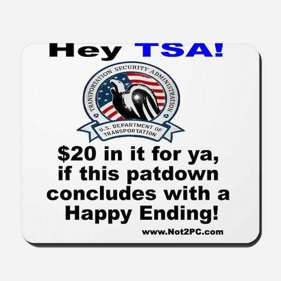 tsa$20 Mousepad