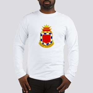 DUI - 2nd Bn - 32nd FA Regt Long Sleeve T-Shirt