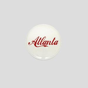 ATLANTA SCRIPT Mini Button