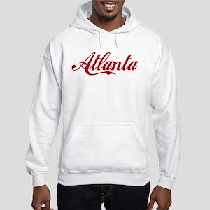 ATLANTA SCRIPT Hooded Sweatshirt