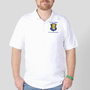 DUI - 3rd Aslt Bn - 1st Aviation Regt Golf Shirt