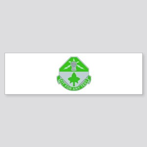 DUI - Division - Special Troops Bn Sticker (Bumper