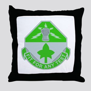 DUI - Division - Special Troops Bn Throw Pillow