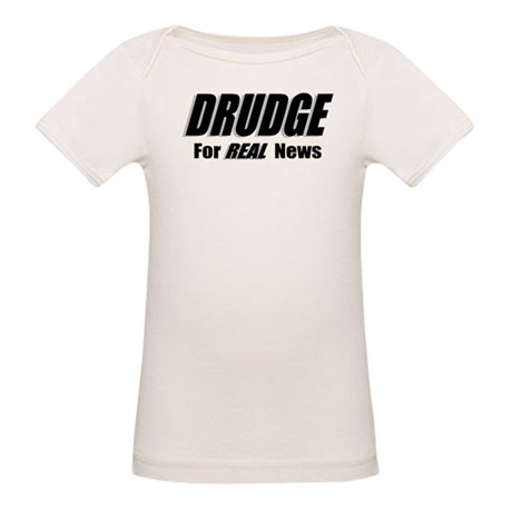 REAL News Organic Baby T-Shirt