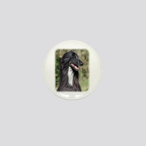 Afghan Hound AA017D-101 Mini Button