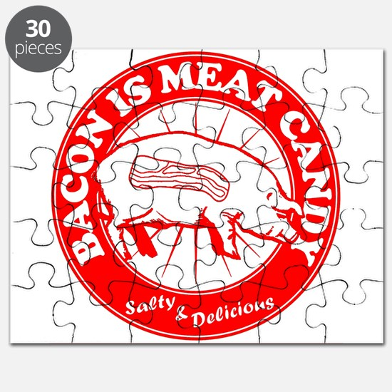 Bacon Is Meat Candy Puzzle