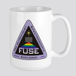Fuse Program Logo Large Mug Mugs
