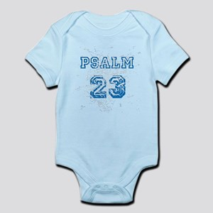 psalm 23 Infant Bodysuit