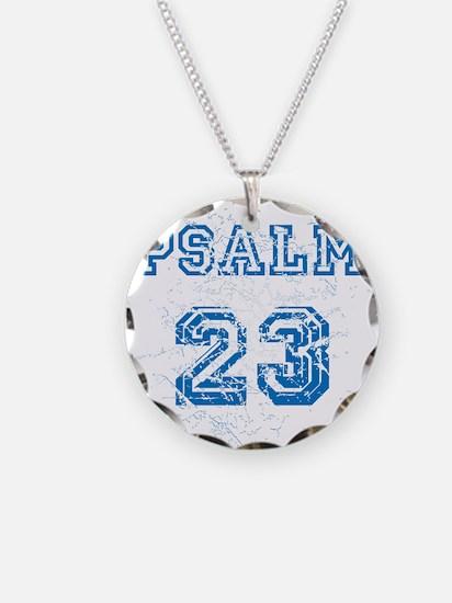 psalm 23 Necklace