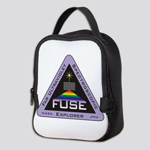 FUSE Program Logo Neoprene Lunch Bag