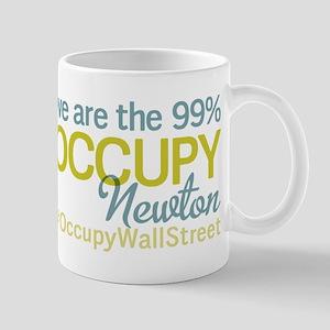 Occupy Newton Mug