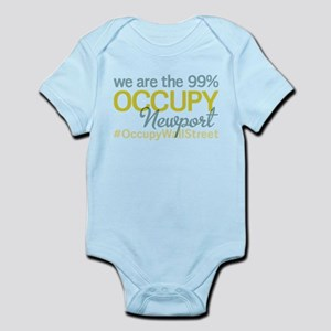 Occupy Newport Infant Bodysuit