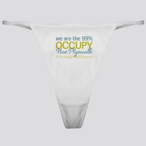 Occupy New Plymouth Classic Thong