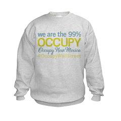Occupy New Mexico Sweatshirt