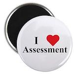 I Heart Assessment Magnets