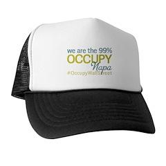 Occupy Napa Trucker Hat