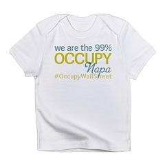Occupy Napa Infant T-Shirt