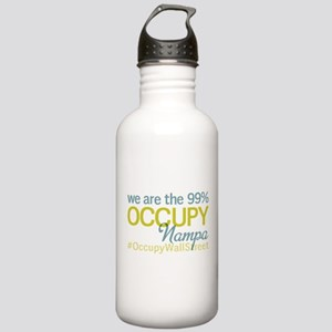 Occupy Nampa Stainless Water Bottle 1.0L