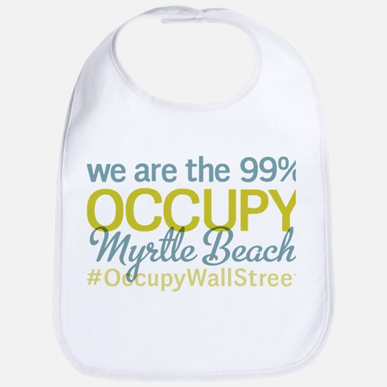 Occupy Myrtle Beach Bib