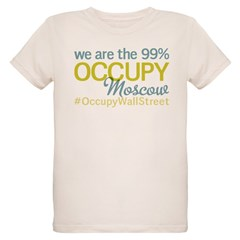 Occupy Moscow T-Shirt