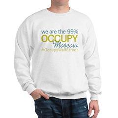 Occupy Moscow Sweatshirt