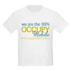 Occupy Mobile T-Shirt