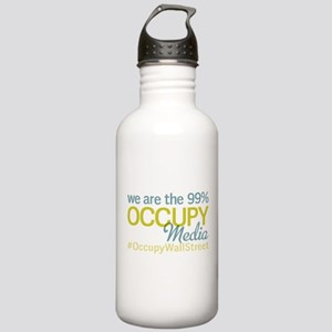 Occupy Media Stainless Water Bottle 1.0L