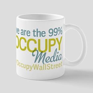 Occupy Media Mug